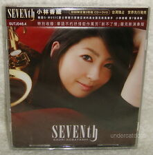Japan Kaori Kobayashi SEVENth Taiwan Ltd CD+DVD
