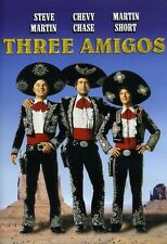 THREE AMIGOS [DVD NTSC/1 NEW]