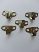 Boat canopy fittings Lift the dot, Stainless Steel Lacing Hooks , x5