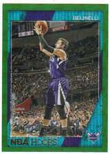 2016-17 Panini NBA Hoops Green Parallel /149 #198 Marco Belinelli Hornets