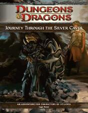 D and D 4th Edition Journey Through The Silver Caves  Module ( Game Day 2009 )