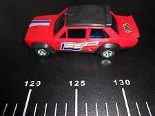 FRICTION FIAT ABARTH 131 RALLY Rossa Red Olio Fiat PIRELLI CEPPI RATTI vintage