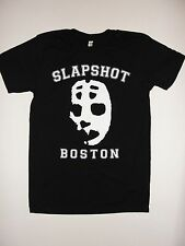 "Slapshot ""Boston"" tribute T shirt Negative FX SSD Jerry's Kids Gang Green DYS"
