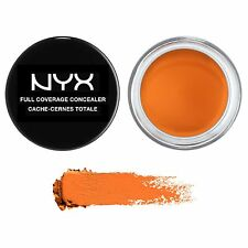 NYX Above & Beyond Full Coverage Concealer CJ13 Orange