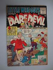 Daredevil Comics #122 G+ I Got Him