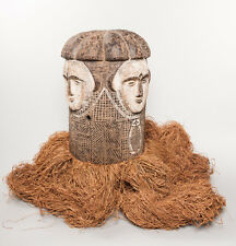 Fang, Helmet Mask, Central Gabon, African Tribal Art, African Masks