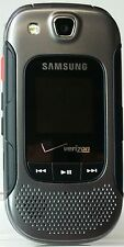 Samsung SCH U680 Convoy 3 Cell Phone Verizon Rugged waterproof PTT