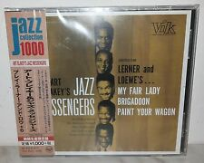 CD ART BLAKEY'S JAZZ-MESSENGERS - PLAY LERNER AND LOEWE - JAPAN SICP 4027