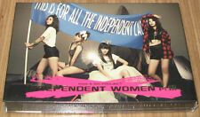 MISS A Independent Women Pt.Ⅲ THE 5TH PROJECT MINI ALBUM 2PM K-POP CD + POSTER