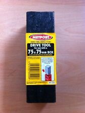 """Driving Tool for 3""""x3"""" Timber Fence Post (Qwikpost)"""