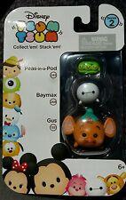 Tsum Tsum Series 2 Stacker 3 Pack Gus Baymax Peas in a Pod Jakks Disney