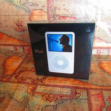 ~RARE~COLLECTORS~Apple iPod Classic White 5th Generation 30GB~FACTORY SEALED~