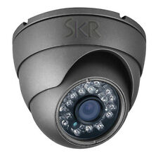 Sikker AHD-M 720P 1 Megapixel Color CMos Day Night Metal Dome Security Camera