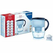 BRITA Fjord Cool Water Filter Jug Annual Pack with 12 x MAXTRA Filter Cartridges