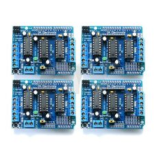 4 PCS L293D Motor Drive Shield Expansion Board For Arduino Duemilanove Mega UNO