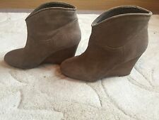 Aldo Boots - Wedge Size 3