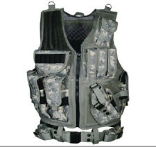 UTG Law Enforcement Tactical Vest Army Digital    # PVC-V547RT  New!
