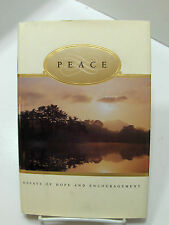 PEACE: Essays of Hope and Encouragement 13 Apostles 1998 Mormon LDS
