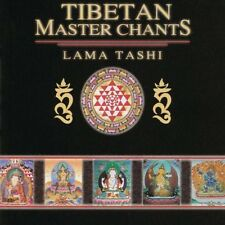 Tibetan Master Chants - Lama Tashi (2004, CD NEU)