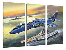 Cuadro Moderno Aviación, Dibujos Aviones Antiguos, Aviones de Guerra, ref. 26457