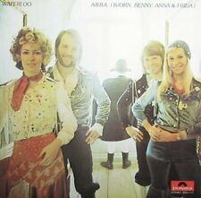 Abba Waterloo (1974) [LP]