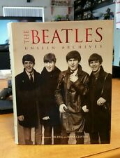 The Beatles Unseen Archives Hardcover Book by Tim Hill & Marie Clayton