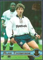 MERLIN PREMIER GOLD 1998- #036-BOLTON WANDERERS-ALAN THOMPSON