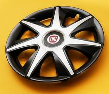 "FIAT PUNTO... SET OF 4 x 14"" ALLOY LOOK CAR WHEEL TRIMS/COVERS 14 INCH HUB CAPS"