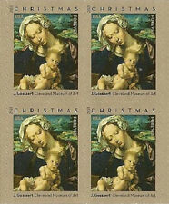 US 4815 Christmas Virgin and Child forever block MNH 2013