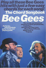 The Bee Gees Chord Songbook, , New Condition