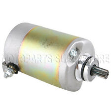 Starter Motor 9 Tooth for CF250 250cc Engine Scooter Moped Go Kart Go Cart Buggy