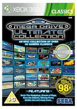 SEGA Mega Drive Ultimate Collection - Classics (Xbox 360) [New Game]