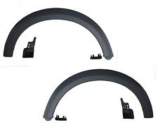 6pc Front wheel arch trim Kit moulding LandRover Discovery 4 plastic wing O/S NS