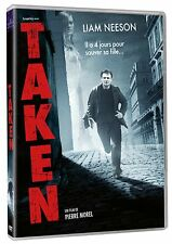 DVD FILM ACTION THRILLER : TAKEN - LIAM NEESON EN AGENT SECRET - LUC BESSON