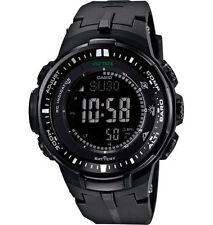 Brand New Casio Protrek Tough Solar Triple Sensor Atomic Watch PRW3000-1A