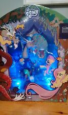 My Little Pony Discord Fluttershy Rare MLP SDCC Exclusive chrysalis Derpy