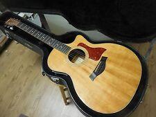 Taylor414ce-LTD Grand Auditorium Acoustic-Electric Guitar