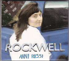 Anni Rossi - Rockwell - CD (4AD 2008 CAD2903CD)