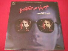 SEALED SOUNDTRACK LP - INVITATION AU VOYAGE (1983) GABRIEL YARED PETER DEL MONTE