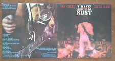 NEIL YOUNG & CRAZY HORSE-Live Rust-FREE POST-B7-2xLP