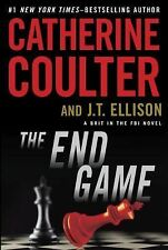 A Brit in the FBI: The End Game 3 by J. T. Ellison and Catherine Coulter (2015,