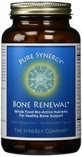 *12 Pack* Synergy Company Bone Renewal Calcium+ 150 vcaps each