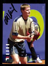 Christian Vinck Autogrammkarte Original Signiert Tennis + A 127111