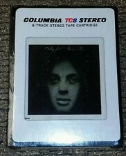 Billy Joel Rare Sealed Piano Man 8 Track Pop Rock Bronx New York Vintage