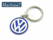 Key Ring VW Logo, Machine7 for all your Classic Volkswagen Parts Bug Beetle Bus