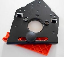 BLUM MANUAL BORING TEMPLATE FOR HINGES AND MOUNTING PLATES B65.059A