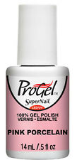 SuperNail ProGel LED/UV Curable Gel Pink Porcelain  - .5oz - 80156