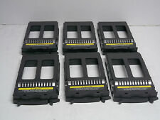 (6) HP Proliant DL380 G4 Hard Drive Blank Filler Module SCSI Bay Bezel HDD