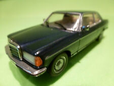 MINICHAMPS  MERCEDES BENZ  230CE 280CE COUPE - 1:43 - RARE SELTEN - EXCELLENT