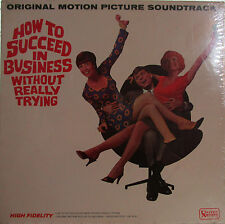 How to Succeed in Business (Soundtrack) Mono (Robert Morse, Michele Lee (sealed)